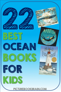 Looking for the best ocean books for kids? These fun children's books about the ocean for elementary students are engaging for primary and upper elementary kids. Fiction and nonfiction books with lesson plans and activities linked. Picture books about the sea, ocean animals and the ocean featured heavily for your kindergarten, first, second, third, fourth or fifth grade students. Your students will delight in these classic and brand new books!
