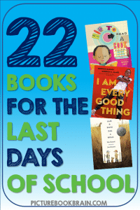 Looking for the best children's books for the end of the school year? These fun read aloud books for the end of the school year for elementary students are engaging for primary and upper elementary kids. Award-winning books with lesson plans and activities linked. Picture books about friendship, summer and more to read aloud for your kindergarten, first, second, third, fourth or fifth grade students. Your students will delight in these classic and brand new picture books for the last days of school before summer vacation!  Reply