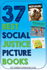 Looking for the best social justice children's books? These social justice picture books for elementary students are engaging for primary and upper elementary kids. Books with lesson plans and activities linked. Picture books about various social justice topics like Indigenous rights / Native American rights, Black history, Asian American Pacific Islander heritage and more for your kindergarten, first, second, third, fourth or fifth grade students. Your students will delight in these classic and brand new books!