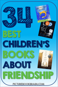 Looking for the best children's books about friendship? These children's books on friendship for elementary students are engaging for primary and upper elementary kids. Books with lesson plans and activities linked. Picture books about various topics such as real life friendships, problems, diverse friendships and more for your kindergarten, first, second, third, fourth or fifth grade students. Your students will delight in these classic and brand new books!