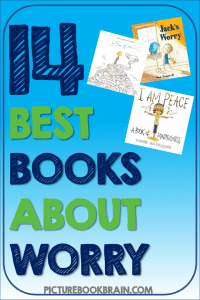 Looking for the best children's books about fear and anxiety? These picture books on worry for elementary students are engaging for primary and upper elementary kids. Books with lesson plans and activities linked. Picture books about various topics such as anxiety, mindfulness, phobias, and more for your kindergarten, first, second, third, fourth or fifth grade students. Your students will delight in these classic and brand new books!