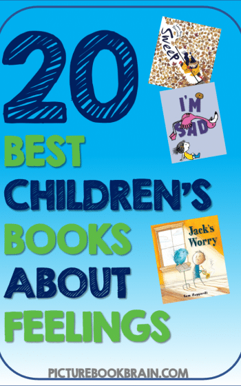 Looking for the best children's books about feelings? These picture books on feelings for elementary students are engaging for primary and upper elementary kids. Books with lesson plans and activities linked. Picture books about various topics such as sadness, anxiety, overwhelm, anger and more for your kindergarten, first, second, third, fourth or fifth grade students. Your students will delight in these classic and brand new books!