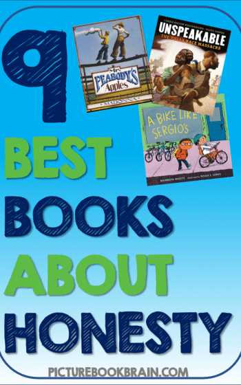 Looking for the best children's books about honesty? These picture books on lying and telling the truth for elementary students are engaging for primary and upper elementary kids. Books with lesson plans and activities linked. Picture books about various topics such as being honest, being authentic, gossip and lies, and more for your kindergarten, first, second, third, fourth or fifth grade students. Your students will delight in these classic and brand new books!