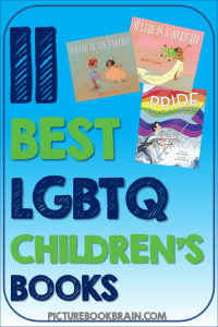 Looking for the best LGBTQ children's books? These LGBT picture books for elementary students are engaging for primary and upper elementary kids. Books with lesson plans and activities linked. Picture books about various topics such as gay families, gender, LGBTQ rights and history and more for your kindergarten, first, second, third, fourth or fifth grade students. Your students will delight in these classic and brand new books!