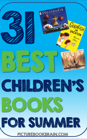 Looking for the best children's books for summer? These children's books about summer elementary students are engaging for primary and upper elementary kids. Books with lesson plans and activities linked. Children's books about summer vacations, summer activities, and other summer fun for your kindergarten, first, second, third, fourth or fifth grade students. Your students will delight in these classic and brand new books!