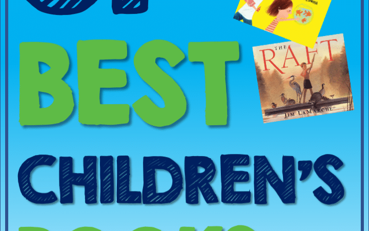 31 Fantastic Children's Books For Summer You Need to Read