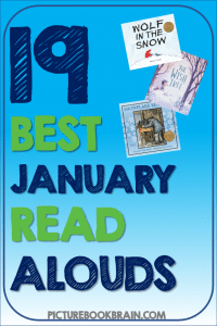 Looking for the best January read alouds for the classroom? These picture books for read alouds in January for elementary students are engaging for primary and upper elementary kids. Books with lesson plans and activities linked. Picture books about various topics such as winter, arctic animals, Martin Luther King Jr. Day / MLK Day and more for your kindergarten, first, second, third, fourth or fifth grade students. Your students will delight in these classic and brand new books!
