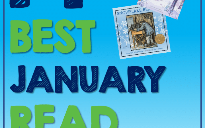 19 New and Notable January Read Alouds for Elementary