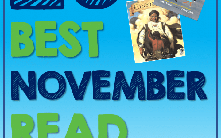 20 New and Noteworthy November Read Alouds For Kids