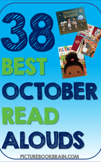 Looking for the best October read alouds for the classroom? These picture books for read alouds in October for elementary students are engaging for primary and upper elementary kids. Books with lesson plans and activities linked. Picture books about various topics such as Hispanic Heritage Month, Indigenous Peoples Day, Halloween, and more for your kindergarten, first, second, third, fourth or fifth grade students. Your students will delight in these classic and brand new books!