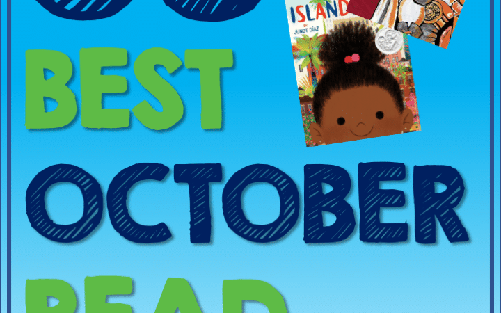 38 New and Noteworthy October Read Alouds For Kids