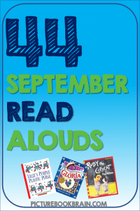 Looking for the best September read alouds for the classroom? These picture books for read alouds in September for elementary students are engaging for primary and upper elementary kids. Books with lesson plans and activities linked. Picture books about various topics such as back to school, September 11th / 9/11, family history, each person's own uniqueness, Hispanic Heritage Month and more for your kindergarten, first, second, third, fourth or fifth grade students. Your students will delight in these classic and brand new books!